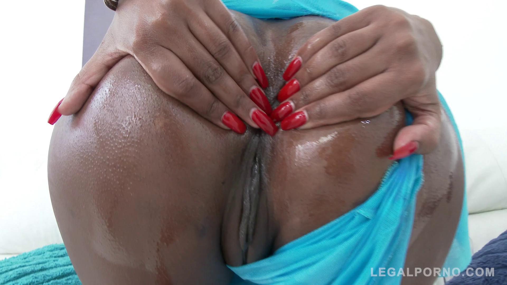 LegalPorno Exotic Slut Saritha DAP Ed By Mike Angelo And Erik Everhard SZ1315