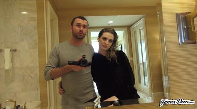 [JamesDeen] Dahlia Sky And Samantha Rone BTS