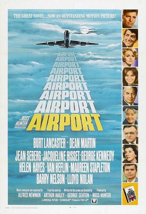 Port lotniczy / Airport (1970) PL.1080i.HDTV.h264-HcI | Lektor PL