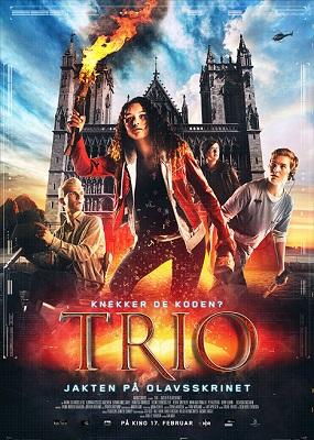 Trio - Alla Ricerca Del Tesoro Miracoloso (2017).avi WEBRiP XviD AC3 - iTA
