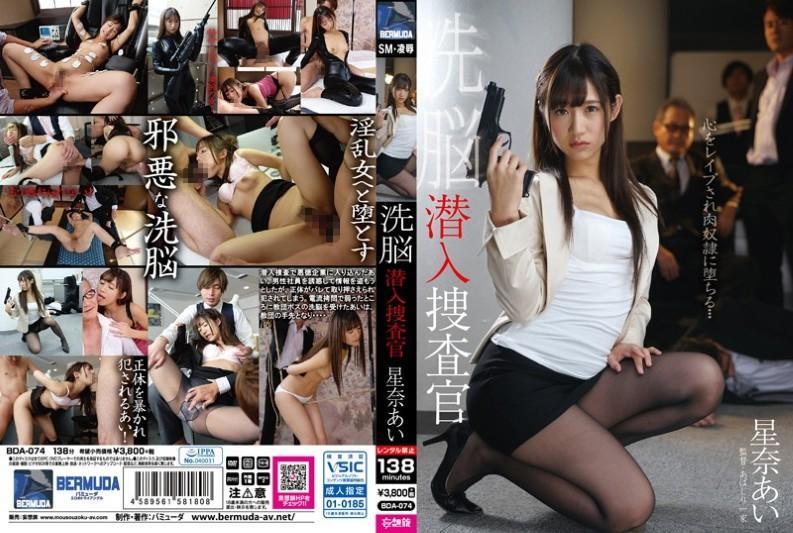 (BDA-074) Brainwash Penetration Investigator Arai Arai