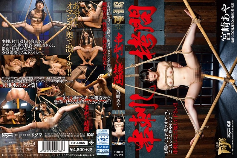 [GTJ-065] Skewered Torture Miyazaki Aya