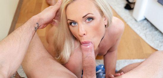 [DaneJones] Cristal Caitlin – Czech blonde fucks eager boyfriend