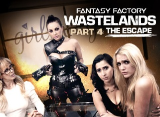 [GirlsWay] Wastelands Episode 4