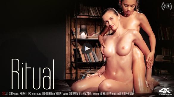 SexArt – Ritual – Shrima Malati, Stacy Cruz